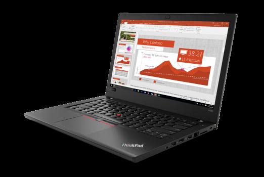 Lenovo ThinkPad A285-Laptop do zadań biznesowych.